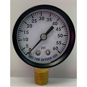 Manomètre 0-30 PSI
