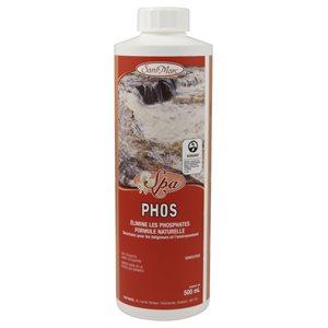 Élimine le phosphate (Phos)