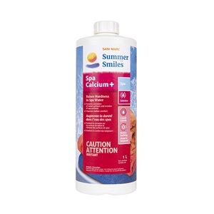 Augmente la dureté calcique (Spa Calcium+)