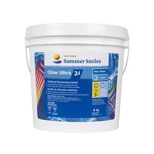 Pastille de chlore (Chlor Ultra 2 en 1)